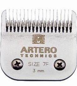 ARTERO Technics - Cuţit universal maşină tuns tip A5 nr.7F - 3mm