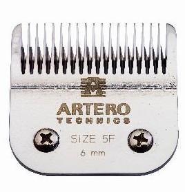 ARTERO Technics - Cuţit universal maşină tuns tip A5 nr.5F - 6mm