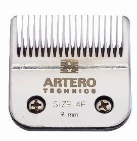 ARTERO Technics - Cuţit universal maşină tuns tip A5 nr.4F - 9.0mm