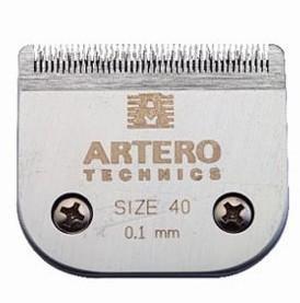 ARTERO Technics - Cuţit universal maşină tuns tip A5 nr.40