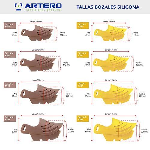 Botnita ARTERO din silicon