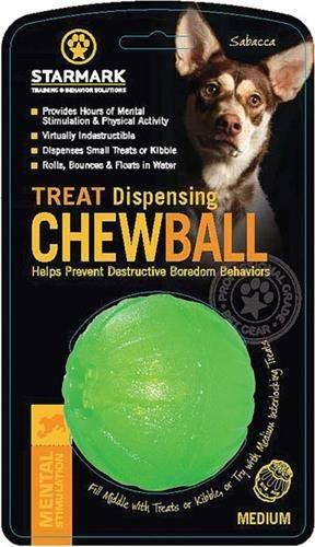 Minge Starmark dispenser Chew Ball